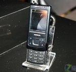 Nokia 6500 Slide в черном корпусе
