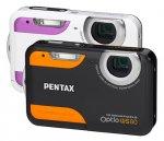Pentax пополнила список водонепроницаемых камер новой моделью Optio WS80
