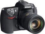 Цифровая зеркальная камера Nikon D300S позволяет снимать HD-видео