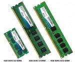 A-DATA предлагает высокоемкие, 4-ГБ модули памяти для ноутбуков, настольных ПК и серверов