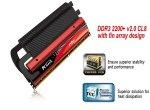 A-DATA представила «самые быстрые» модули DDR3 — XPG Plus Series DDR3-2200+ v2.0