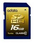 A-DATA выпускает быструю карту памяти — SDHC Class 10 Turbo