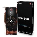 Club 3D выпускает HD4890 с улучшенным охлаждением
