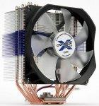 Процессорный кулер Zalman CNPS 10X Quiet унаследовал лучшие черты своего предшественника