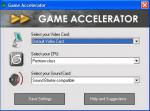 Настройщики: Game Accelerator v.9.0