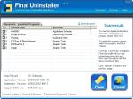 Чистильщики: Final Uninstaller v.2.5.2