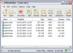 Архиваторы: UltimateZip v.5.0