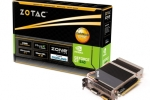 Видеокарты Zotac GeForce GT 640 ZONE Edition и GT 630 ZONE Edition для тихих ПК и домашних кинотеатров