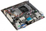 Первая материнская плата Elitegroup Computer Systems на базе Intel NM70 Express
